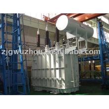 Transformateur de traction ferroviaire 220kV