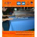 Золото и термостойкость Цветная ткань с ПВХ покрытием для брезентного листа