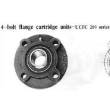 4-Bolzen-Flansch-Kartuschen-Einheiten Ucfc200-Serie (UCFC206)