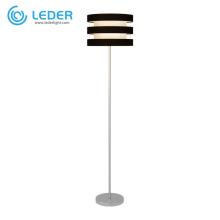 LEDER Office Uplighter Floor Lamp