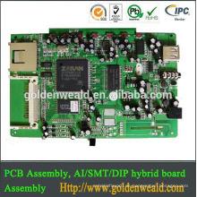 Elektronik PCBA Hersteller, PCBA Montage, Leiterplattenbestückung OEM Kontrolle PCBA