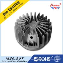 ODM-Fertigungsaluminium Druckguss-Teile / Aluminiumkühlkörper