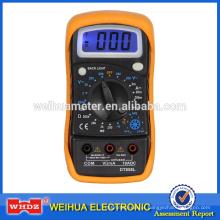 Popular Multímetro Digital DT858L com Temperatura de Luz de Fundo