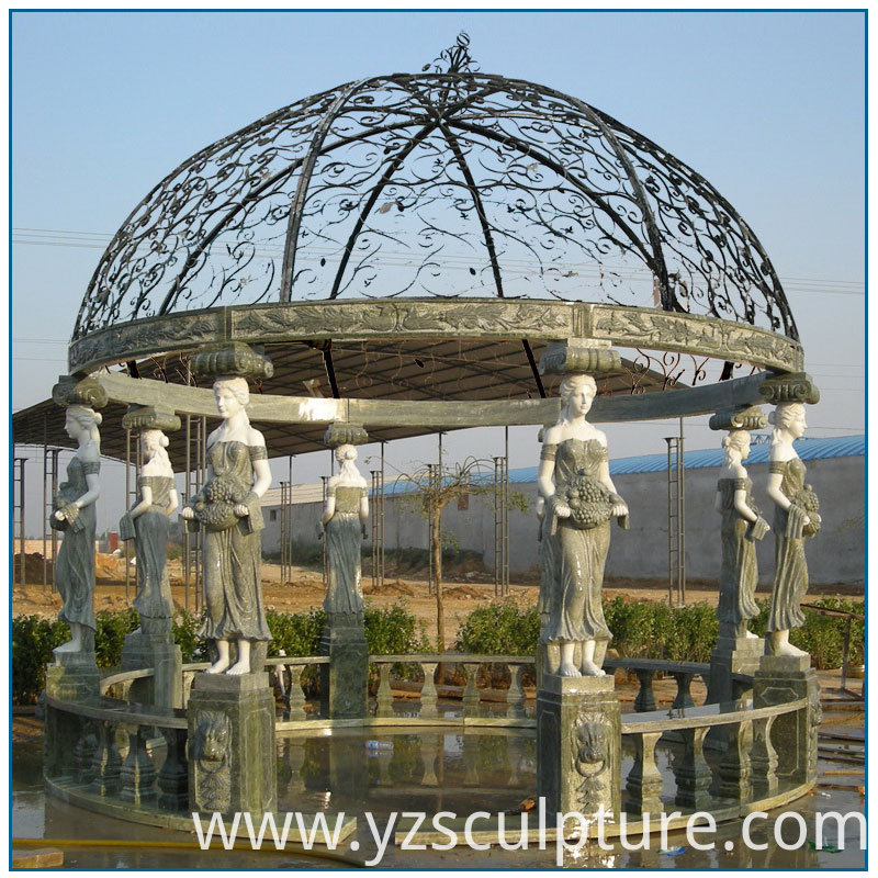 Outdoor Marble Gazebo
