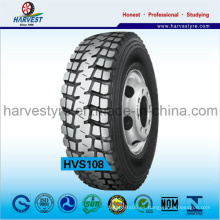 Neumáticos radiales de acero para camiones de servicio pesado