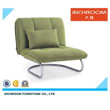 Popular plegable único asiento muebles de sala de estar