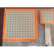Preço baixo ABS Plastic Rain Shower Head e Plastic Hand Set