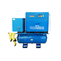 AGUSTUS 3 in 1air Ttank Mounted Screw Air Compressor