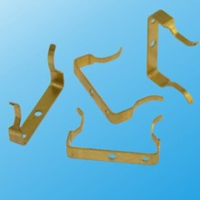 Custom Made Metal Stamping Small Parts as Per Customer′s Drawing (HS-MS-026)