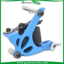 getbetterlife 2014 Shader aluminio aleación tatuaje ametralladora 10 envolver bobinas de WS-MH025