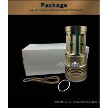 Regenschutz-Anti-Rutsch-LED-Taschenlampe Hersteller
