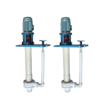 stainless steel FY vertical submerged chemical pump