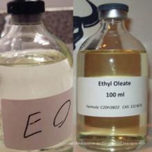 Disolventes orgánicos Ethyl Oleate / Eo CAS 111-62-6 para el cuidado de la piel y el cuidado del cabello