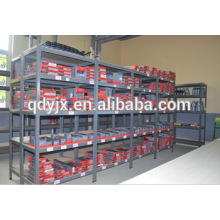 Materia textil, tela y alfombra estantes estante de placa metal T010