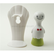 Best Gift Warmest Care Cute Smiling Face Cleaning Brush
