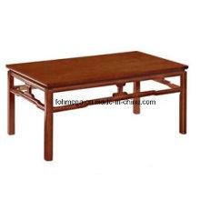 Table de thé antiquité ancienne en MDF pour style chinois (FOHS-F20)