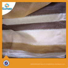 Pantalla de alta calidad Hdpe Balcony shade net Anti desgarro