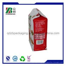 Обычная алюминиевая фольга Восьмикомпонентная упаковочная сумка