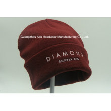 Wholesale Cheap Knitted Beanie Hat (ACEK0082)