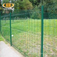 Outdoor PVC coated Poland wire mesh fence