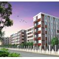 Vorgefertigte Stahlstruktur-Isolierungs-Wohnung
