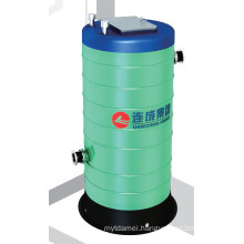 Customized Integrated Pregabricated Pumping Station