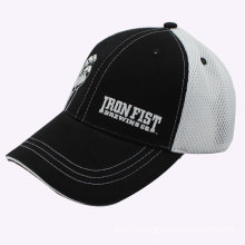 Embroidery Logo Trucker Cap with Mesh Back