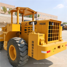 Four Wheel Drive Mini Loader
