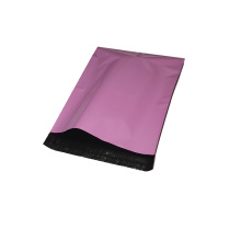 Manufactory in China, Durable Sottness Purple Mailing Adhesive Seal Bag