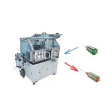 Machine à bobine à rotor automatique
