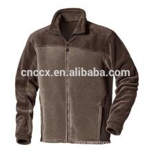15PKFJ01 Men's winter fashion warm fleece jacket
