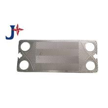 Material inoxidable 304 / 316L de la placa del intercambiador de calor de Gea Nt150s en China