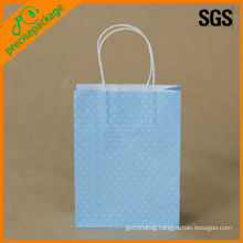 simple cheap printed beautiful paper packaging bag