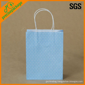 simple cheap printed beautiful paper packaging bag