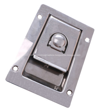 Recessed Trailer Floor Deck Ring
