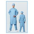 SMS tecido não tecido para vestidos cirúrgicos suprimentos hospitalares à prova d'água