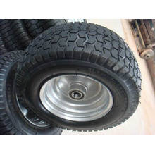 Gazon sans chambre à air de haute qualité 16X7.50-8 de roue pour chariot de Tuf
