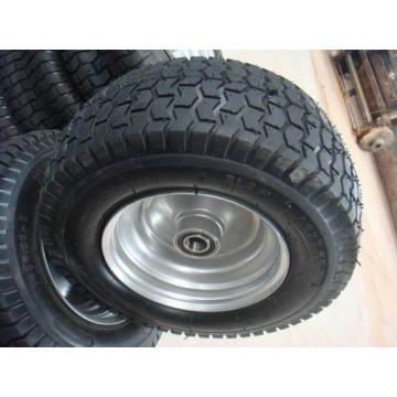 Território sem câmara de ar de alta qualidade roda 16X7.50-8 para carrinho Tuf