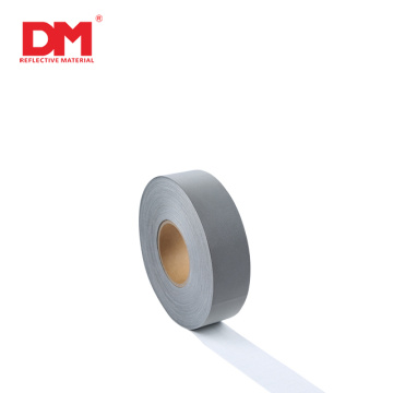 "Safety Sew On Silver Reflective Fabric Tape DIY for Clothing 50mmx100m (2""x40"")"