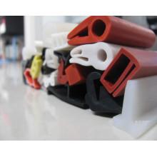 Junta de silicone resistente ao calor de extrusão