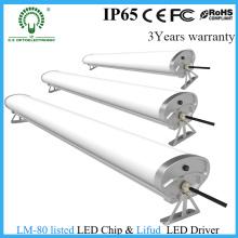 Tubos Tri-Proof LED de 1200m m 40W LED para la oficina / el supermercado