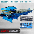 Colored Roof Panel Roll Forming Making Machine