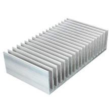 Dissipador de calor de fundição sob pressão de alumínio 5G