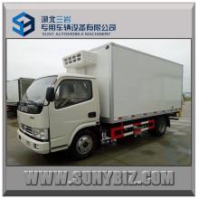Dongfeng 4X2 95HP Eiscreme Kühlschrank Van Truck
