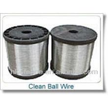 fil de bobine en acier inoxydable