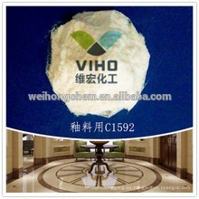 Carboximetilcelulosa de sodio para calidades de cerámica