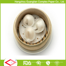 Non-Stick Steaming Paper for Bamboo Steamer
