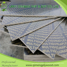 High Quality Recycle Core Waterproof Film Faced Plywood for Construction