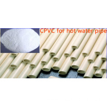 Low price CPVC resin for pipes from China/ CPVC Compound