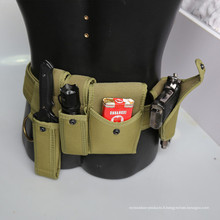 Ceinture tactique 045 quatre pièces costume ceinture militaire